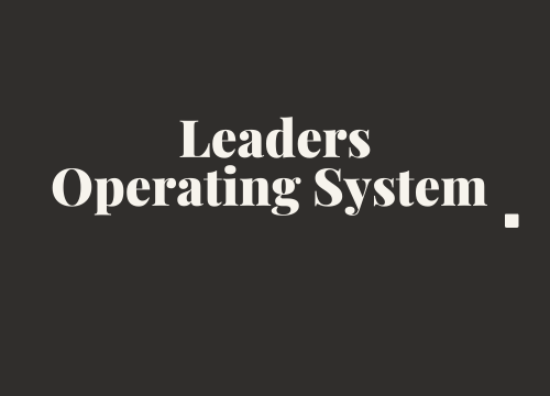 Leaders Operating System